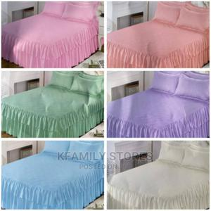 Bedliner/Bed Skirt(Ms)   Home Accessories for sale in Kampala