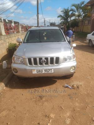 Toyota Kluger 2004 Silver   Cars for sale in Kampala