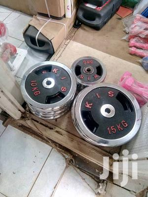 Gym Plates RSI 787 | Sports Equipment for sale in Kampala