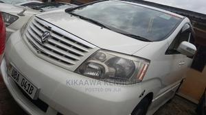 Toyota Alphard 2003 White   Cars for sale in Kampala