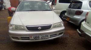 Toyota Premio 2001 1.5 FWD White   Cars for sale in Kampala