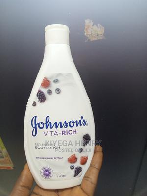 Johnson's VITA -RICH Replenishing Body Lotion | Skin Care for sale in Kampala