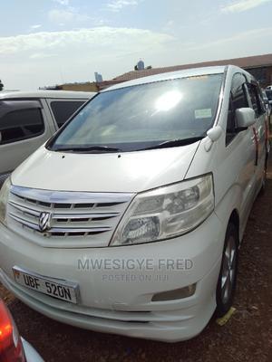 Toyota Alphard 2006 Silver | Cars for sale in Kampala, Makindye