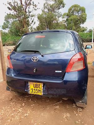 Toyota Vitz 2005 Blue | Cars for sale in Kampala, Central Division
