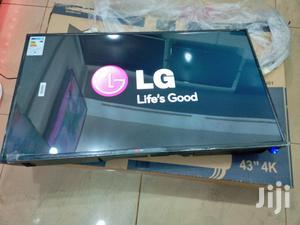Lg Led Flat Screen Digital Tv 43 Inches | TV & DVD Equipment for sale in Kampala