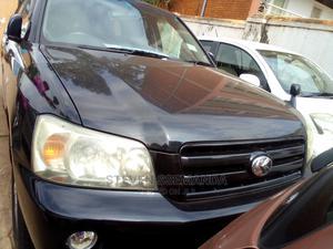 Toyota Kluger 2007 Black   Cars for sale in Kampala, Central Division