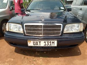 Mercedes-Benz C200 1998 Blue | Cars for sale in Kampala