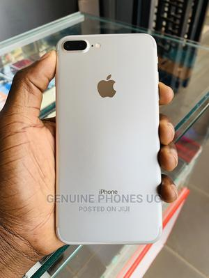 Apple iPhone 7 Plus 32 GB Silver   Mobile Phones for sale in Kampala, Central Division