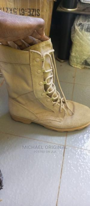 Army Boot for Sale | Shoes for sale in Kampala