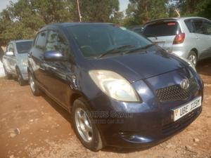 Toyota Vitz 2005 Blue | Cars for sale in Kampala, Makindye