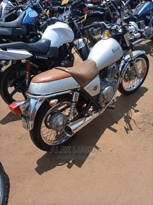 Honda 2011 Silver   Motorcycles & Scooters for sale in Kampala