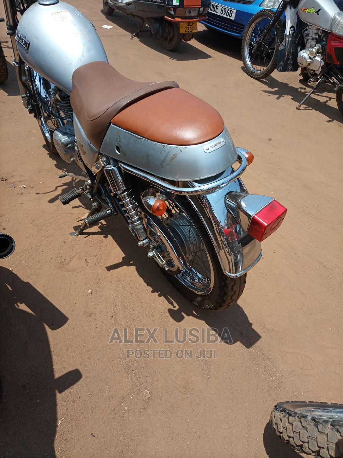 Honda 2011 Silver   Motorcycles & Scooters for sale in Kampala, Uganda