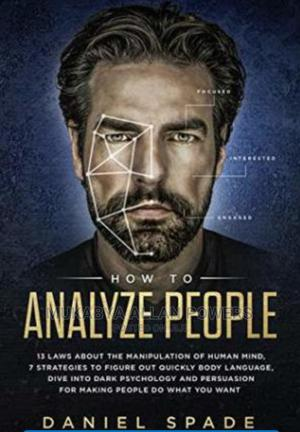 How to Analyze People, Rich Dad Poor Dad Etc | Books & Games for sale in Kampala, Central Division