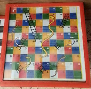 Snakes and Ladders Board Game - Glass Protected Surface. | Books & Games for sale in Kampala, Central Division