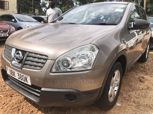 Nissan Qashqai 2007 2.0 4WD Automatic Beige   Cars for sale in Kampala, Central Division