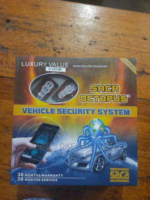 Alarm With an Apps to Operate Even Without Remote | Vehicle Parts & Accessories for sale in Kampala