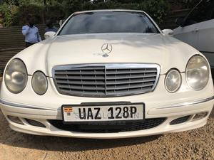 Mercedes-Benz E240 2006 White   Cars for sale in Kampala, Central Division