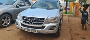 Mercedes-Benz M Class 2010 Silver   Cars for sale in Kampala, Central Division