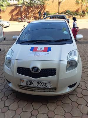 Toyota Vitz 2009 1.0 FWD 5dr Beige   Cars for sale in Kampala, Central Division