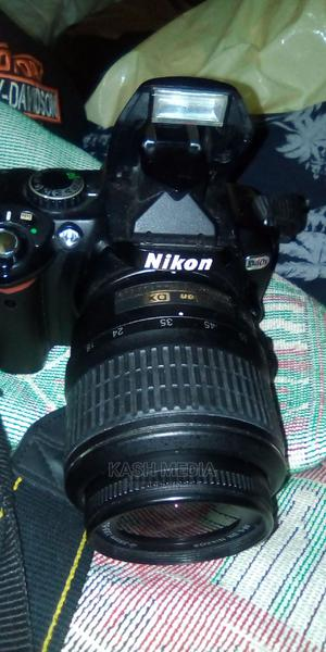 No Lens.Clean Nikon D40X Body Only | Photo & Video Cameras for sale in Kampala