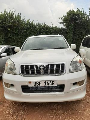 Toyota Land Cruiser Prado 2005 Off White | Cars for sale in Kampala, Central Division