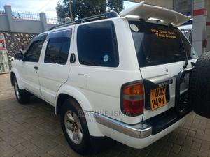 Nissan Terrano 2000 White   Cars for sale in Kampala, Kawempe