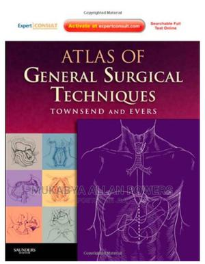Atlas of General Surgical Techniques | Books & Games for sale in Kampala, Central Division