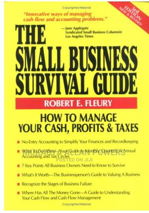 The Small Business Survival Guide | Books & Games for sale in Kampala, Central Division