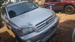 Toyota Kluger 2003 Silver | Cars for sale in Kampala, Central Division