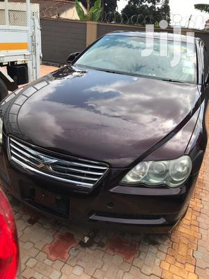 Toyota Mark X 2007   Cars for sale in Kampala