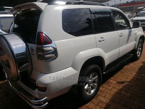 Toyota Land Cruiser Prado 2005 White | Cars for sale in Kampala, Central Division