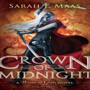 Crown of Midnight Ebook(Book#2 in the Throne of Glass Serie) | Books & Games for sale in Kampala, Central Division