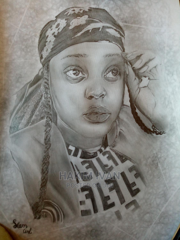 Realistic Art Portraits