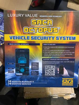 Octopus Alarm Bluetooth Command   Vehicle Parts & Accessories for sale in Kampala