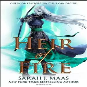 Heir Of Fire Ebook(Book#3 In The Throne Of Glass Series) | Books & Games for sale in Kampala, Central Division