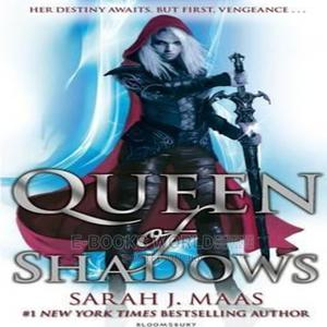 Queen Of Shadows Ebook(Book#4 In Throne Of Glass Series) | Books & Games for sale in Kampala, Central Division