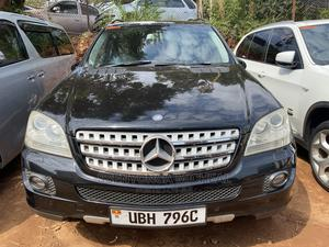 Mercedes-Benz M Class 2006 Black   Cars for sale in Kampala, Central Division