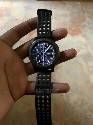 Samsung Gear S3 Frontier | Smart Watches & Trackers for sale in Kampala, Central Division