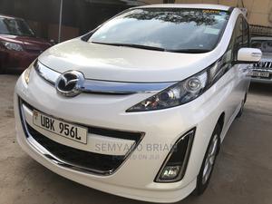 Mazda Biante 2012 White | Cars for sale in Kampala, Central Division
