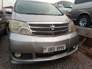Toyota Alphard 2004 Silver | Cars for sale in Kampala, Central Division