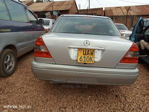 Mercedes-Benz C200 1998 Silver | Cars for sale in Kampala, Makindye