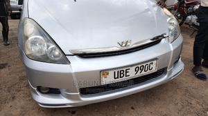 Toyota Wish 2005 Silver   Cars for sale in Kampala