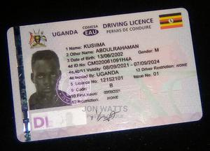 Private/Family Driver | Driver CVs for sale in Kampala, Central Division