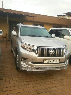 Toyota Land Cruiser Prado 2014 Silver   Cars for sale in Kampala, Central Division