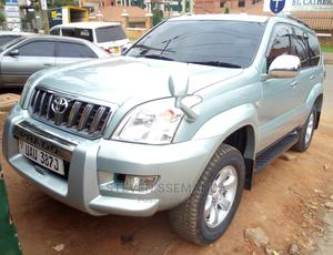 Toyota Land Cruiser Prado 2005 Gray | Cars for sale in Kampala, Central Division