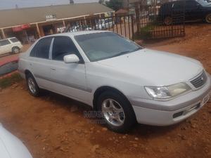 Toyota Premio 2001 White   Cars for sale in Kampala, Central Division