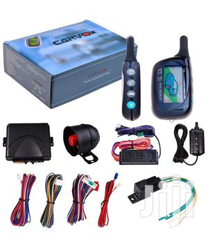 2 Ways Car LCD Alarm Auto Security System With Remote | Vehicle Parts & Accessories for sale in Kampala