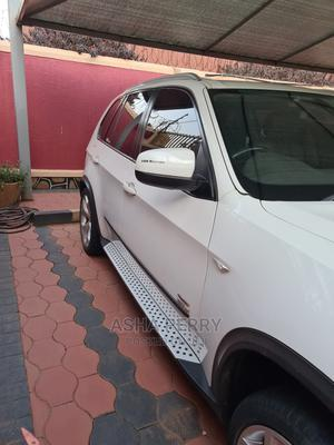 BMW X5 2008 White   Cars for sale in Kampala, Central Division