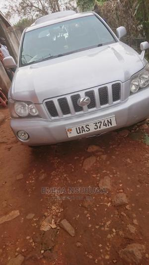 Toyota Kluger 2002 Silver | Cars for sale in Kampala, Makindye
