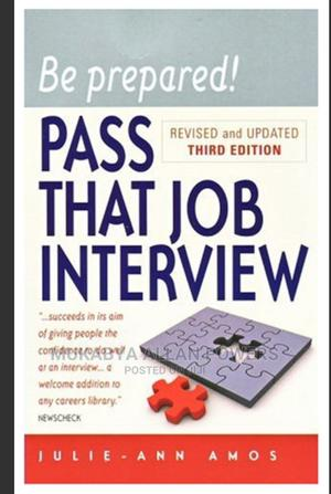 Be Prepared! Pass That Job Interview | Books & Games for sale in Kampala, Central Division